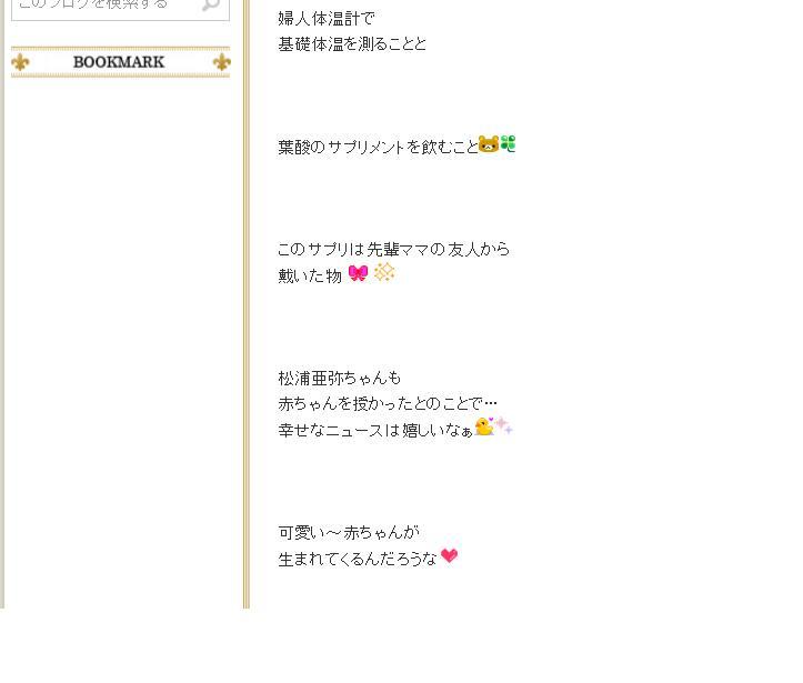 芸能人ブログ2
